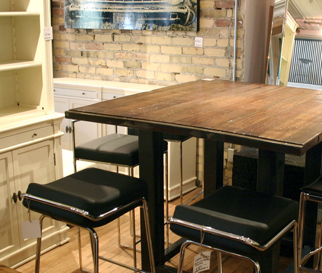 Design Republic Toronto Industrial Styled Furniture And