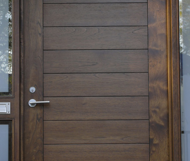 Bauhaus Toronto Custom Door And Window Manufacturer