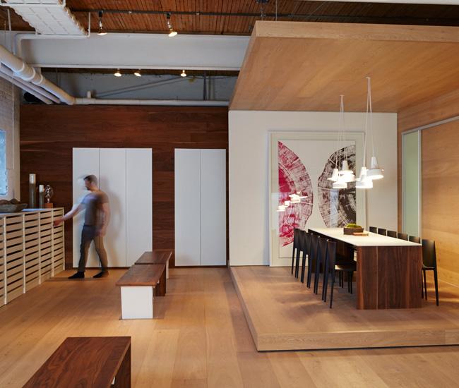 Moncer Specialty Flooring Showroom Toronto