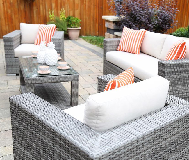 Patio Furniture And Outdoor Living