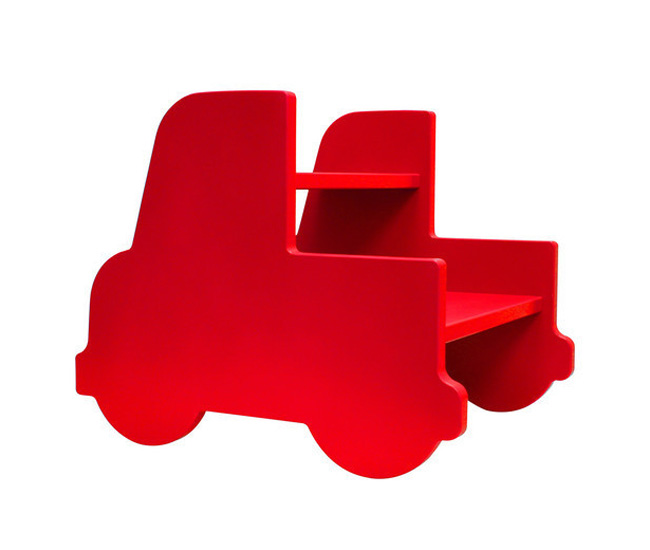 Truck Stool Designlines