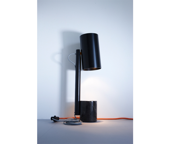 Quart by Rich Brilliant Willing, from Hollace Cluny. Also available at Lightform. $670.