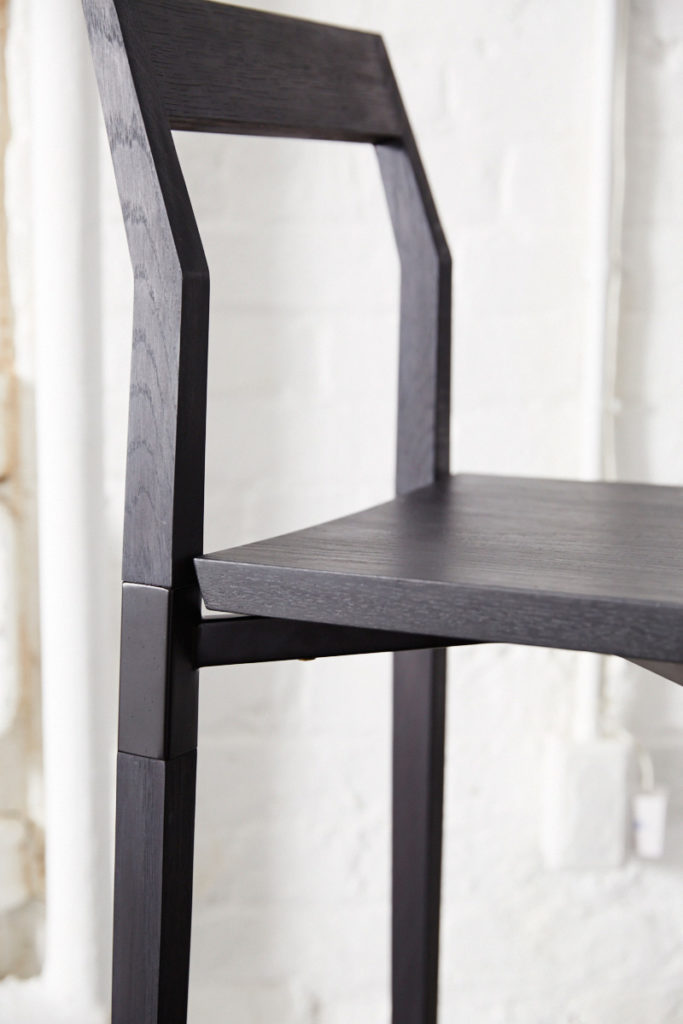 Parkdale counter stool.