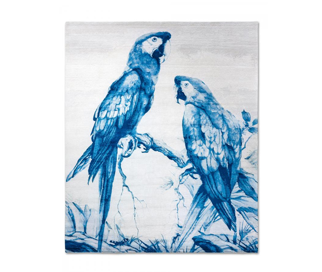 Design Parrot no. 2 by Rug Star.