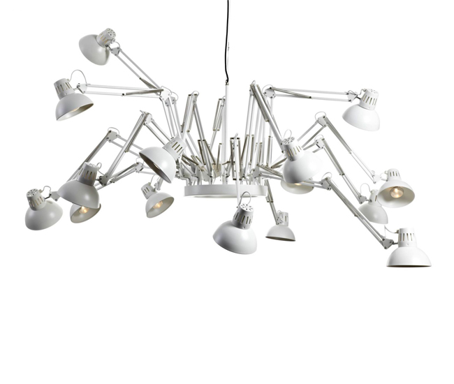 Dear Ingo, launched in 2003, is one of Gilad's most recognizable pieces and a bestseller for the Dutch manufacturer Moooi.