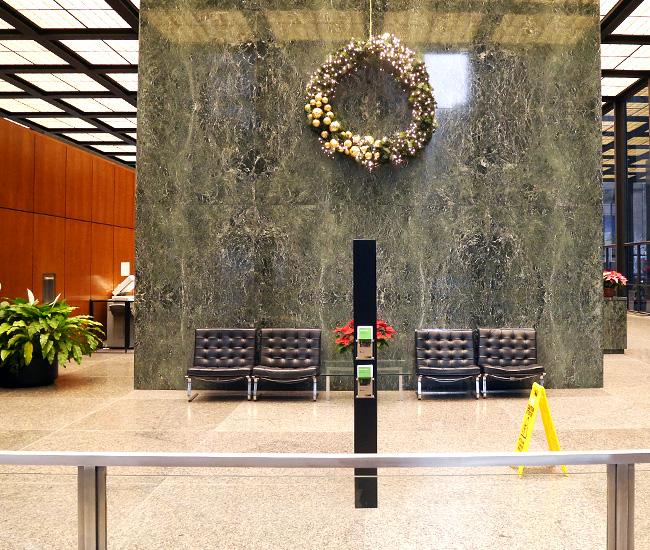 Toronto-Dominion Centre.