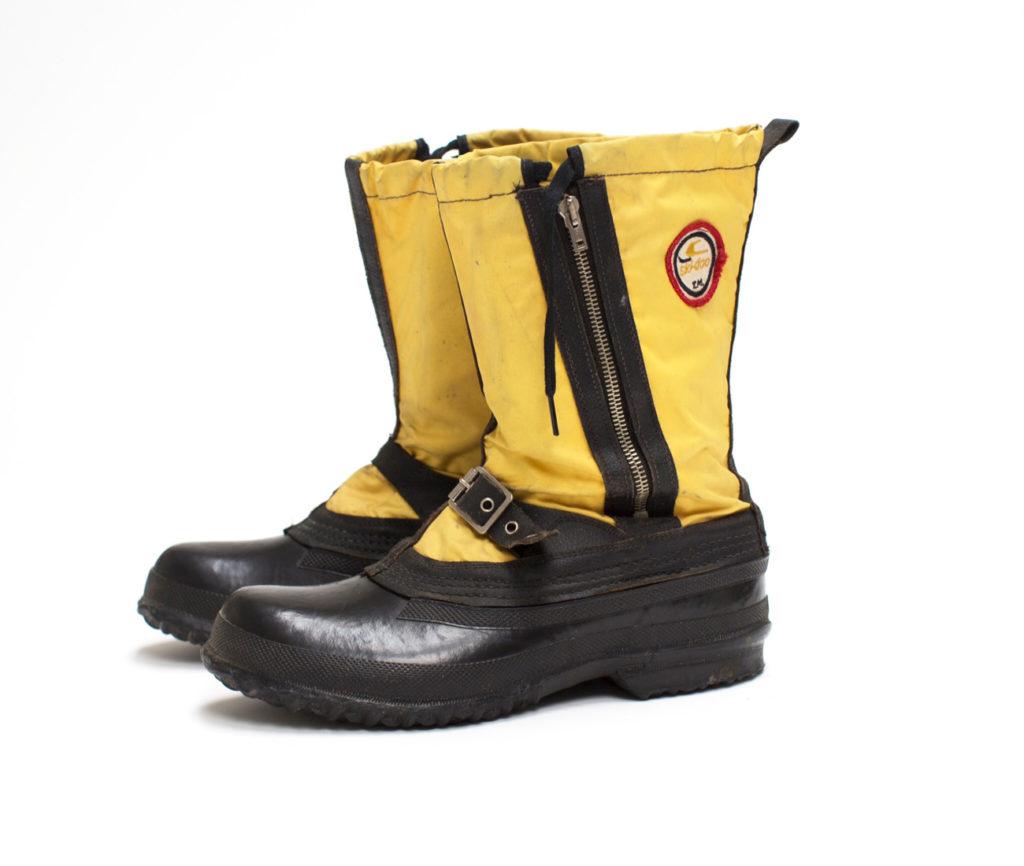 Ski-Doo boots.