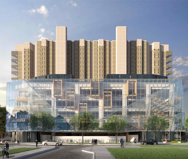 Rendering by Diamond Schmitt Architects.