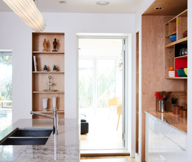 State Of The Art Designer Kitchen In Rawtenstall: Thrush Holmes Crafts A State-of-the-Art Home