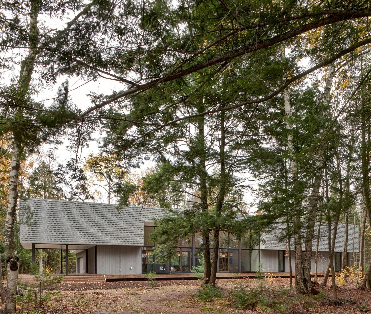 House MN, Algonquin Park