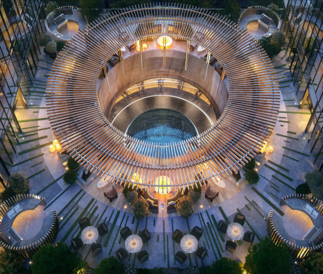 """Nobu Residences is a """"Tuning Fork in the Sky"""" 