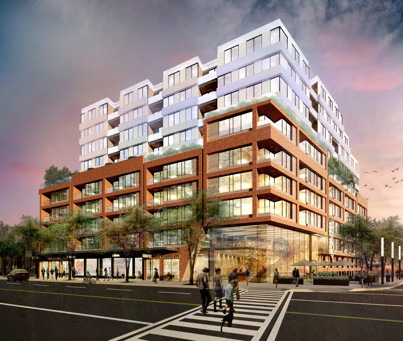 Scarborough's upcoming Manderleycondos (by Core Development Group).