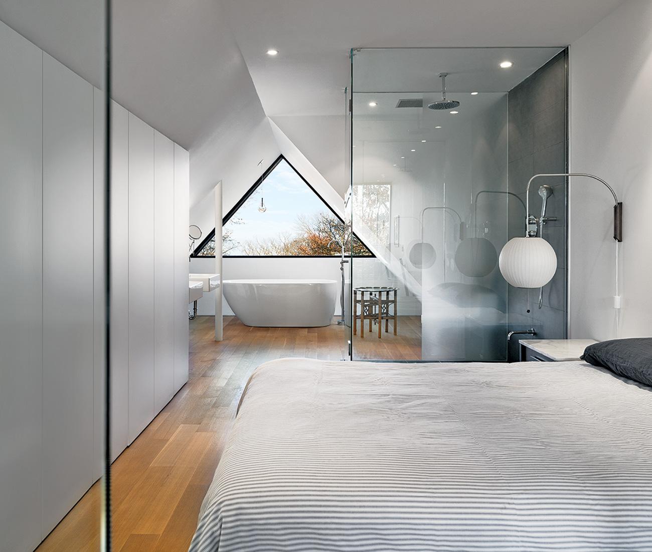 Designer Johnson Chou - East End reno