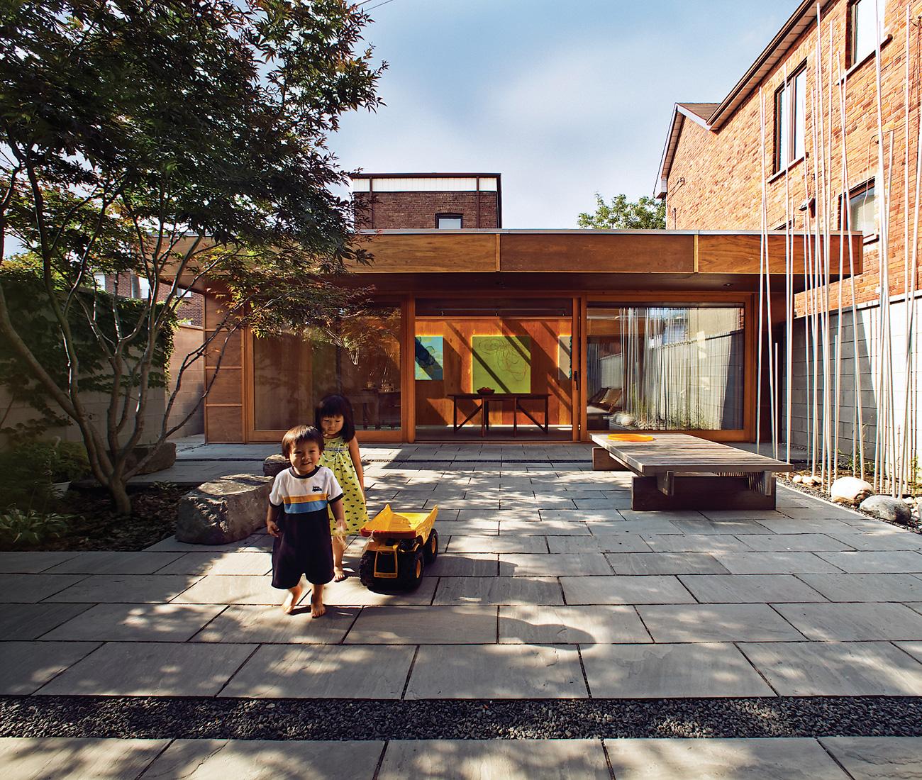 Studio Junction Terrace House Toronto