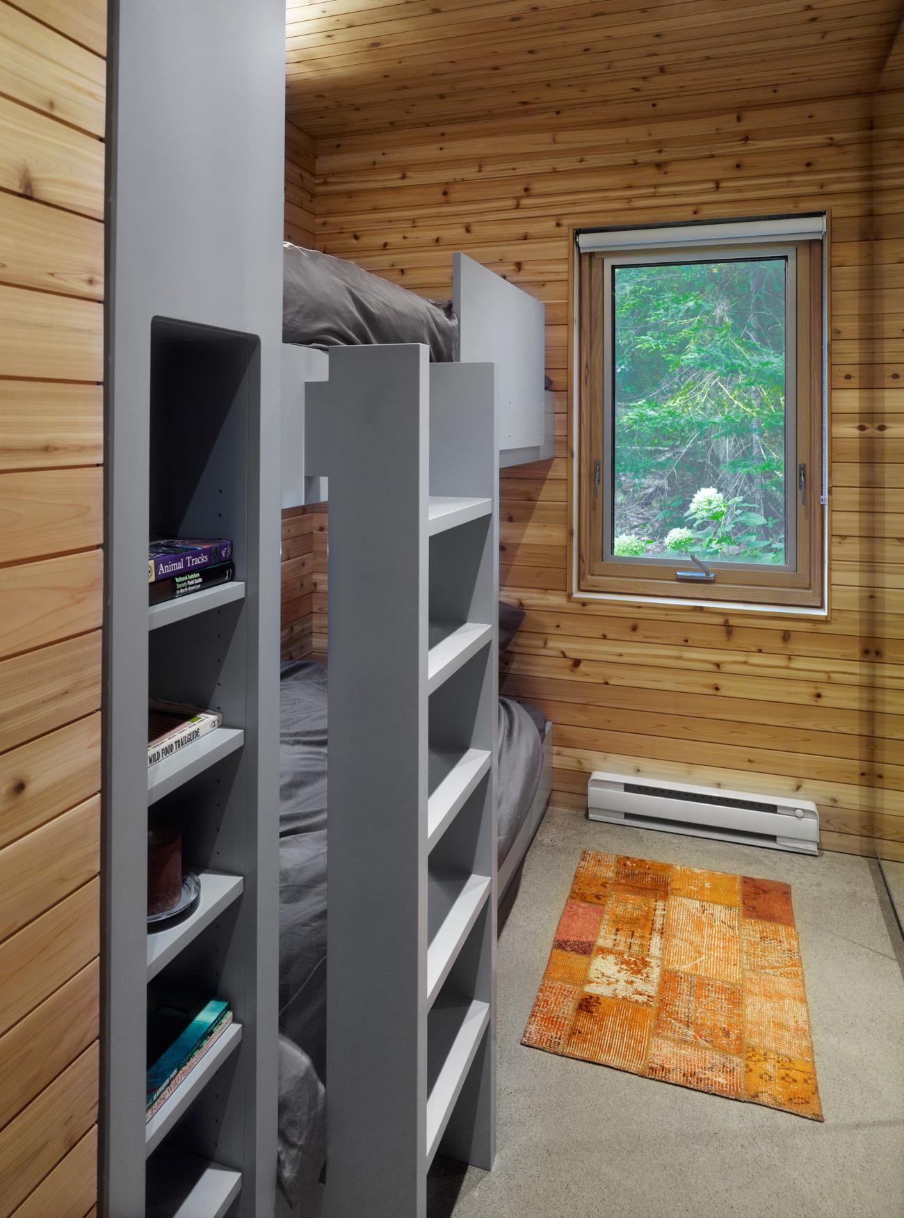 Stealth Cabin