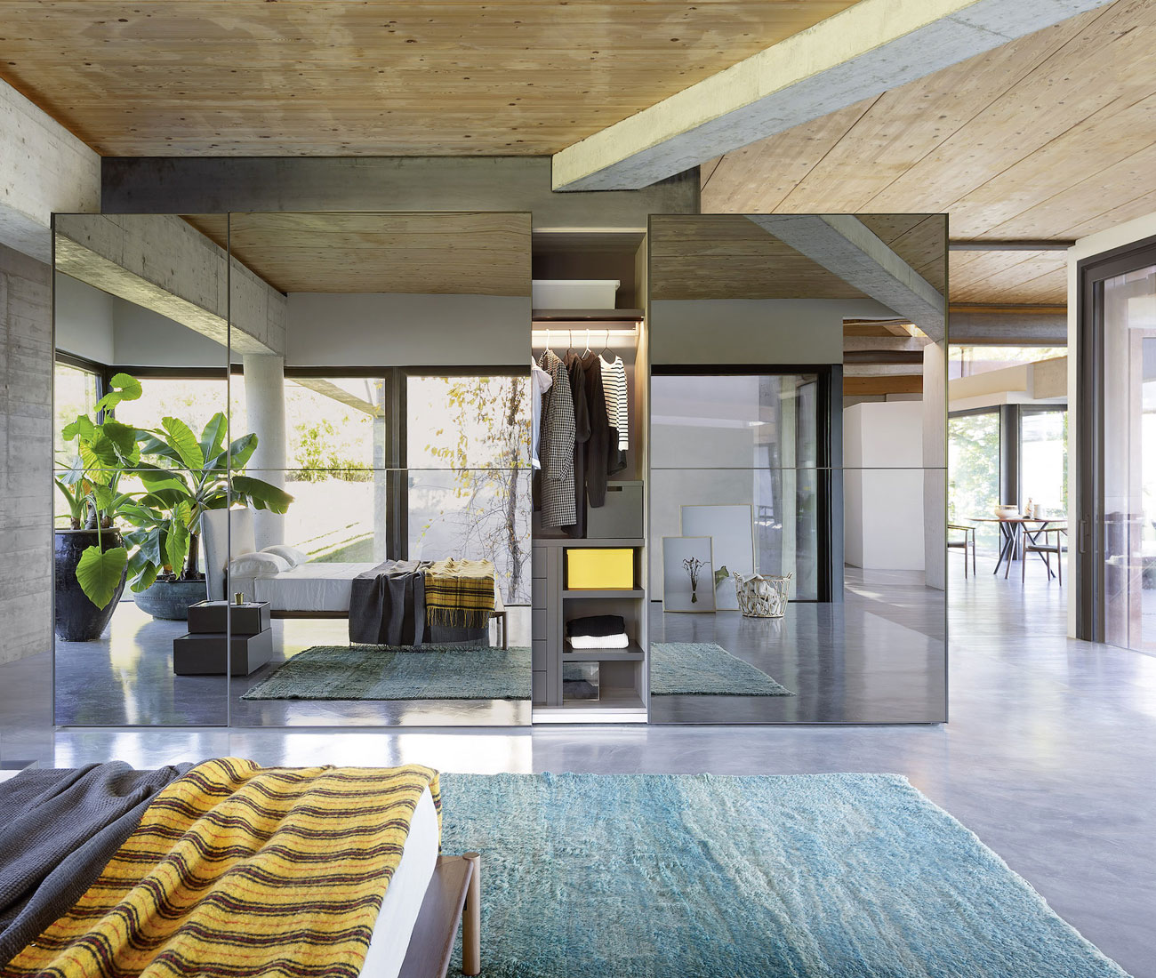 trevisana kitchens & interiors - European-style closets
