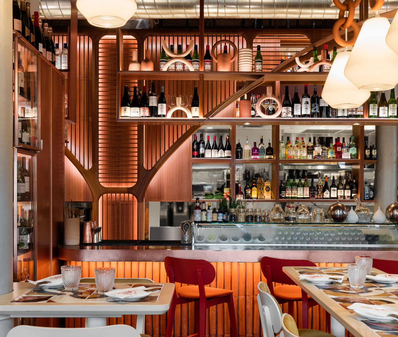 Madrina Toronto Makes The Case For Terracotta And Tapas