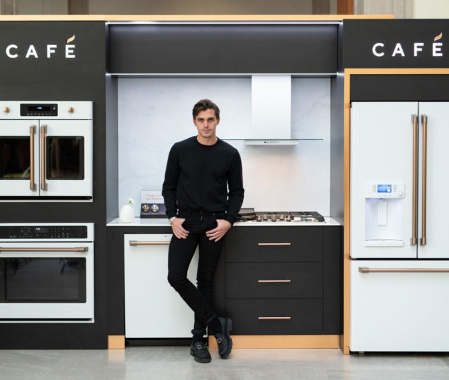 Bronze Kitchen Appliances: Cafe Appliances Are 'Queer Eye' Approved