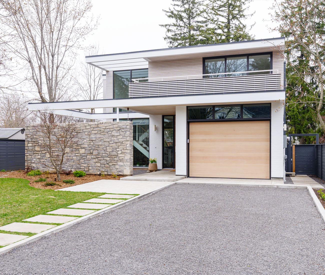 Ben Homes Mid-Century Modern