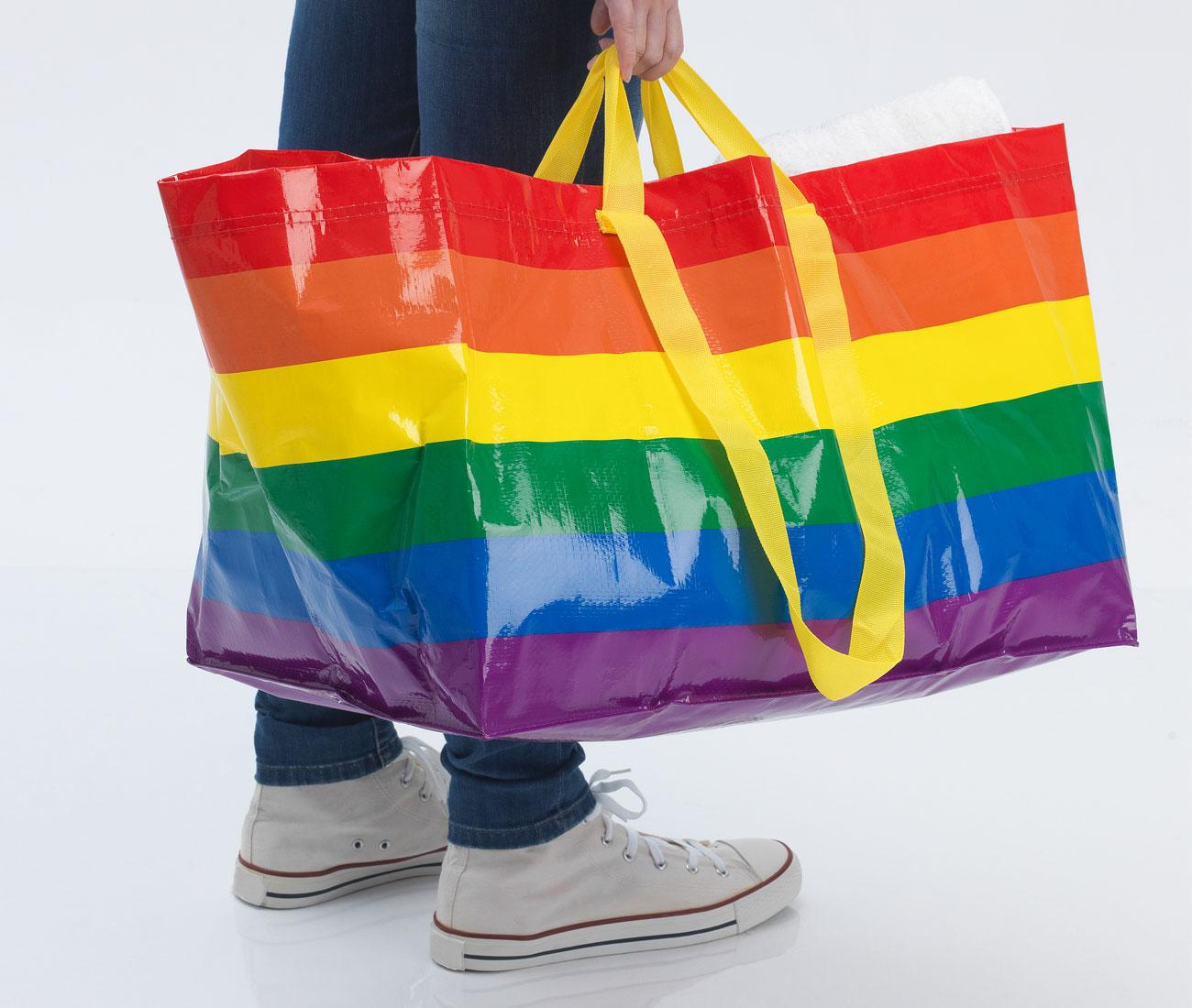 Kvanting Is Ikea S Tribute To Pride 2019 Designlines